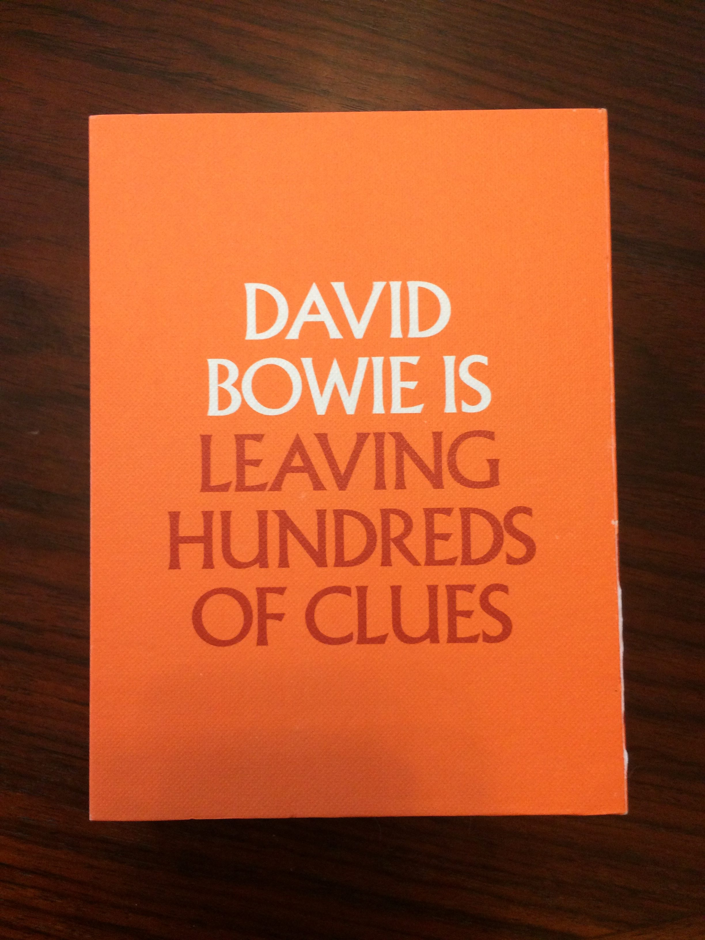 David Bowie Is Leaving Hundreds of Clues