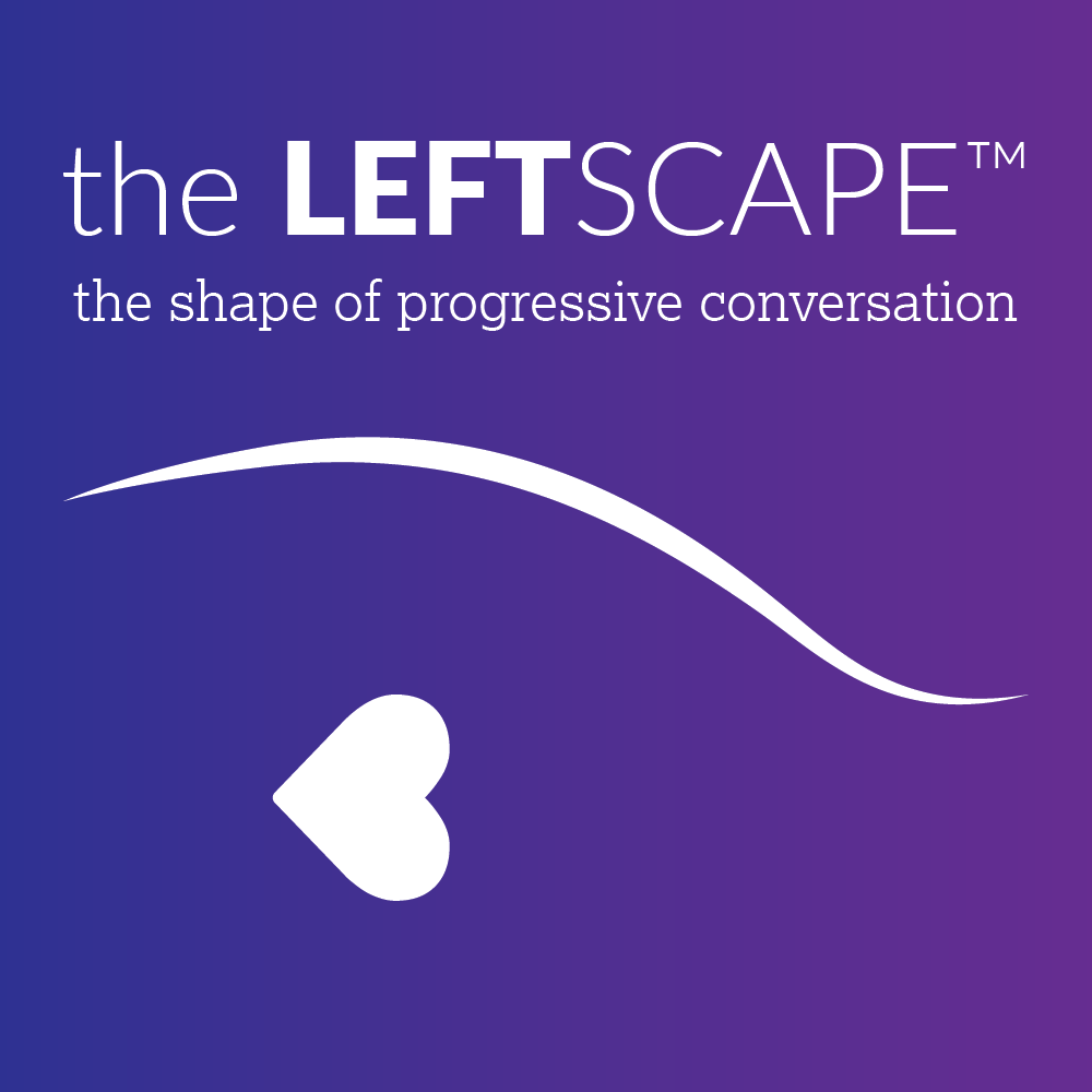 The Leftscape logo