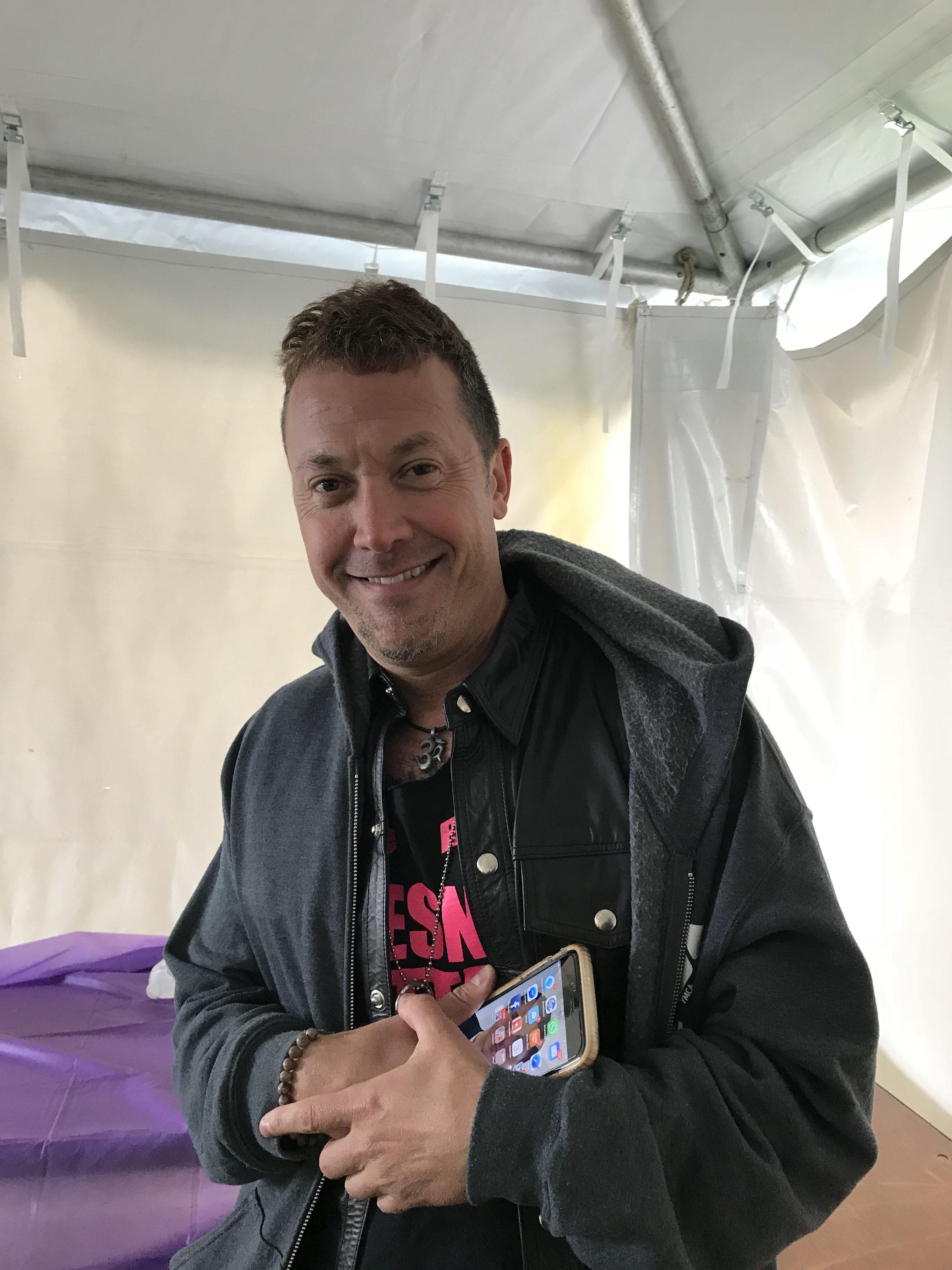 Josh Zuckerman, Jersey Pride June 3, 2018