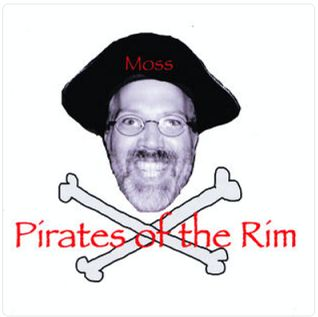 Pirates of the Rim - Moss Stern