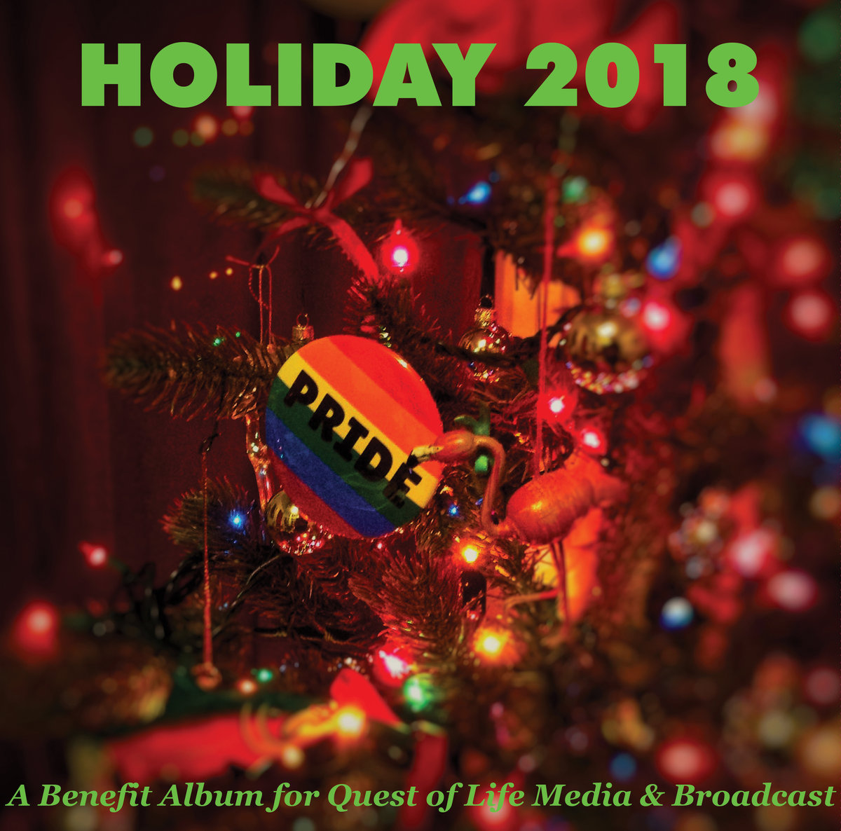 Holiday 2018 cover art