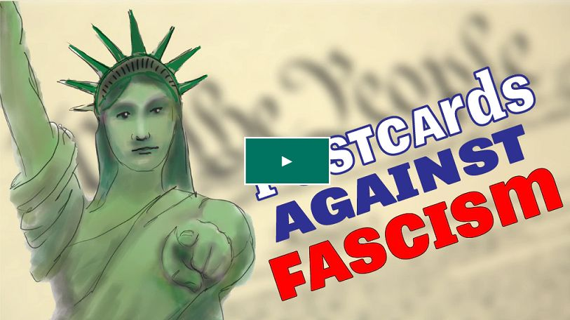 Postcards Against Fascism