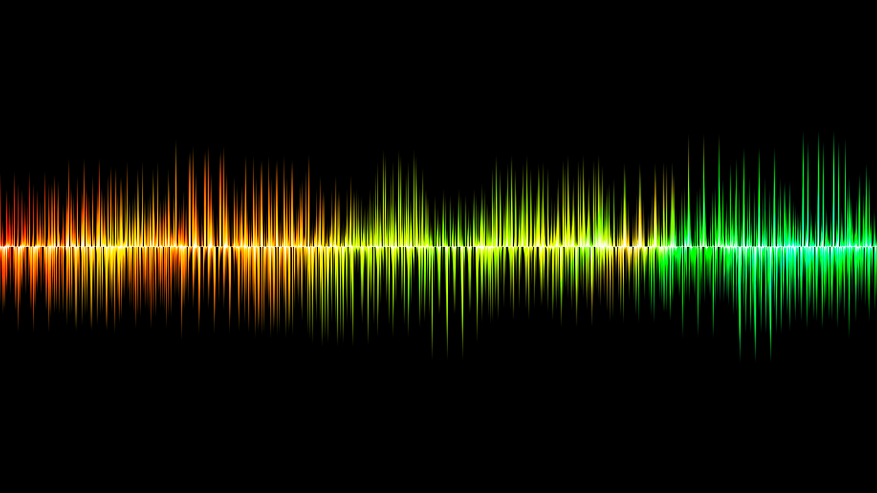 sound wave image by CSTRSK on Pixabay