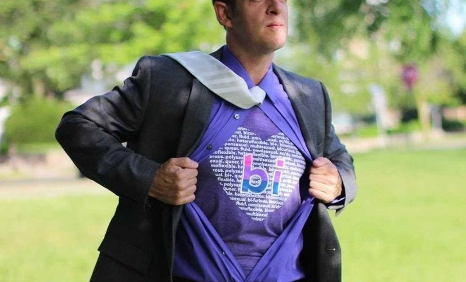 Michael Monroe - bi shirt