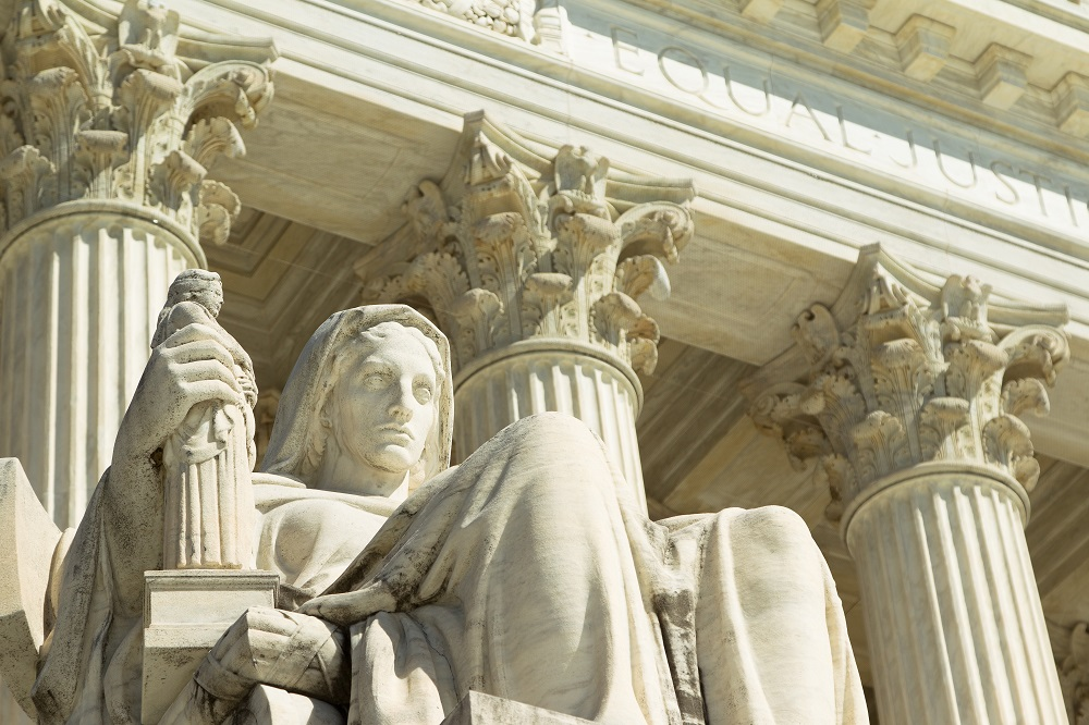 US Supreme Court, detail