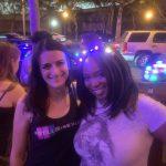 Nicole Kristal and Ashlei Shyne