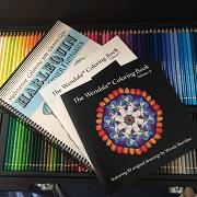 Wendy Sheridan coloring books