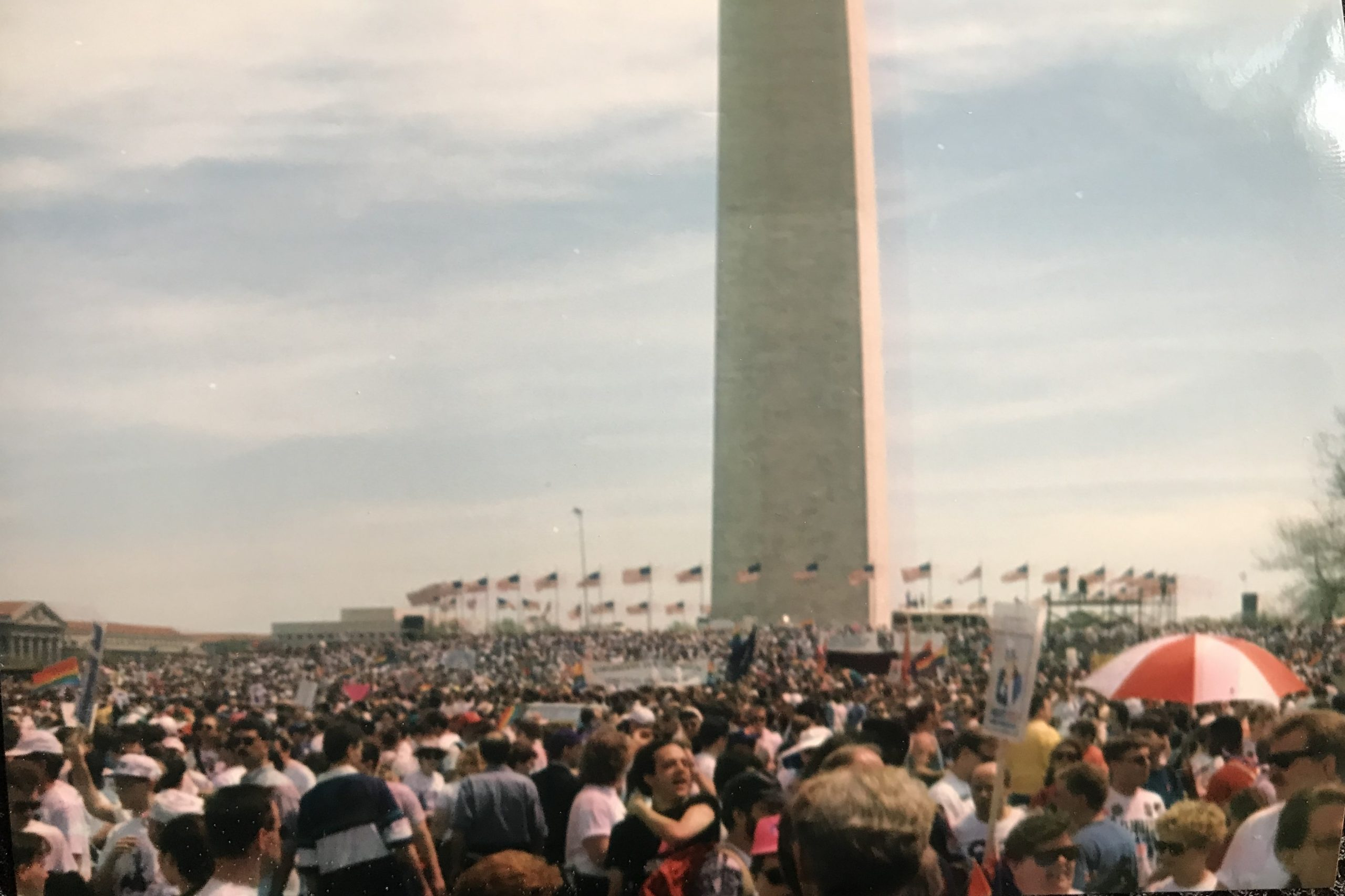 March on Washington for Lesbian, Gay and Bi Equal Rights and Liberation April 25, 1993