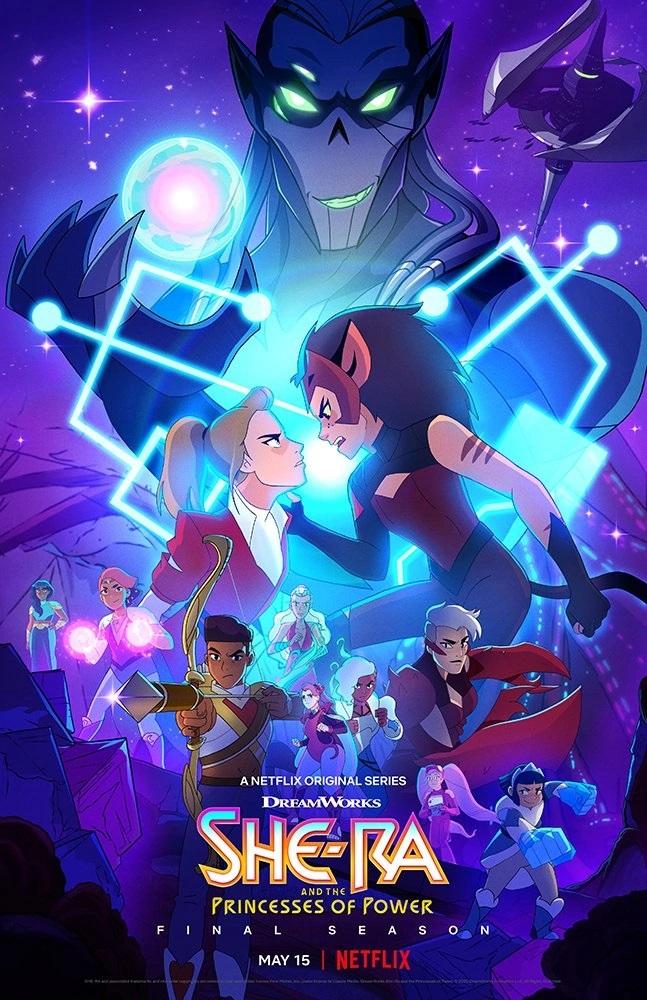 She-Ra and the Princesses of Power, Season 5 poster