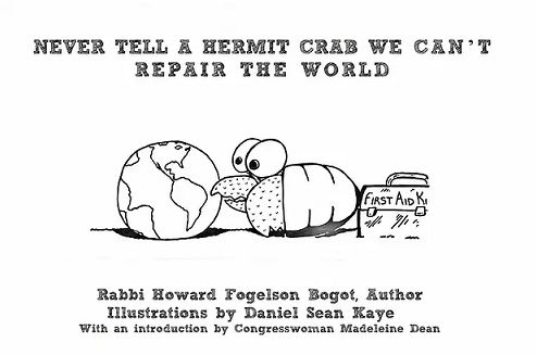 Never Tell a Hermit Crab We Can't Repair the World